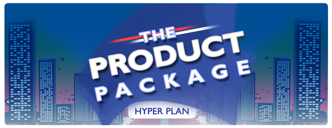 THE PRODUCT PACKAGE