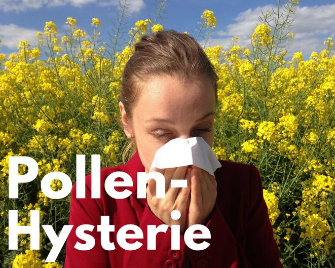 Allergie, Pollen, Heuschnupfen, Histamin, Antihistaminika, Hypnose, Hypnotherapie