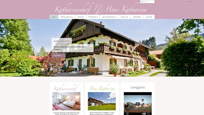 Katharinenhof / Haus Katharina, Lenggries, Katharina Ullmann