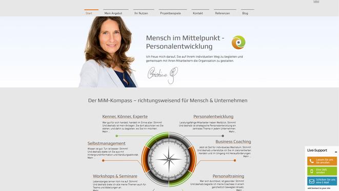 MIM Personalentwicklung - Christiane Espich