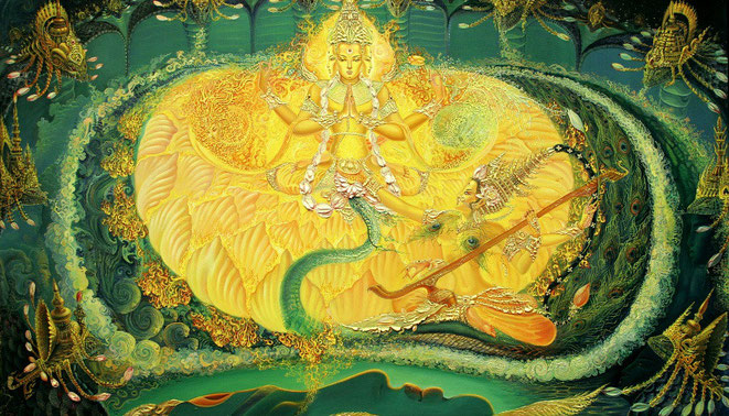 Brahmas Golden Lotos