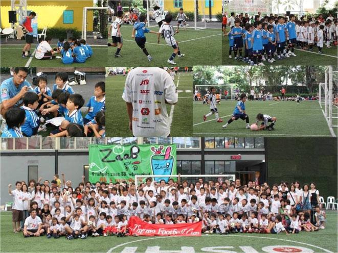 2010.6.13  第1回 トーケンカップ(キッカーズ主催)