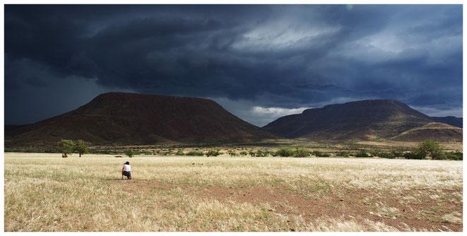 Plateau d'Etendeka ; Namibie