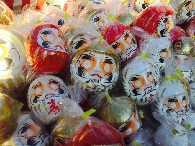 Image photo of Dharma Dolls fortune items winter event tourist spot Tokyo Ome city TAMA Tourism Promotion - Visit Tama だるま市 イメージ画像 東京都青梅市 イベント 観光スポット 多摩観光振興会