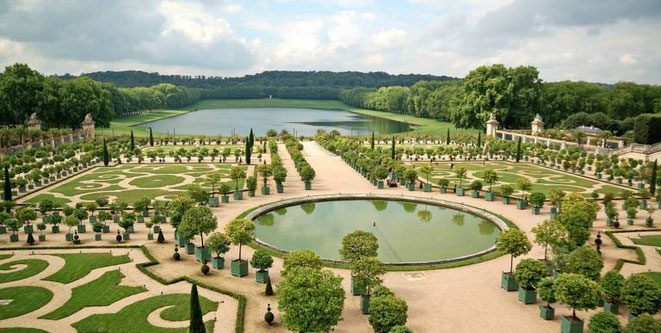 jardins de Versailles cycle 3