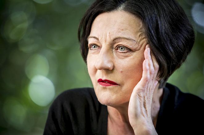 Herta Müller (Foto: Stephanie von Becker)