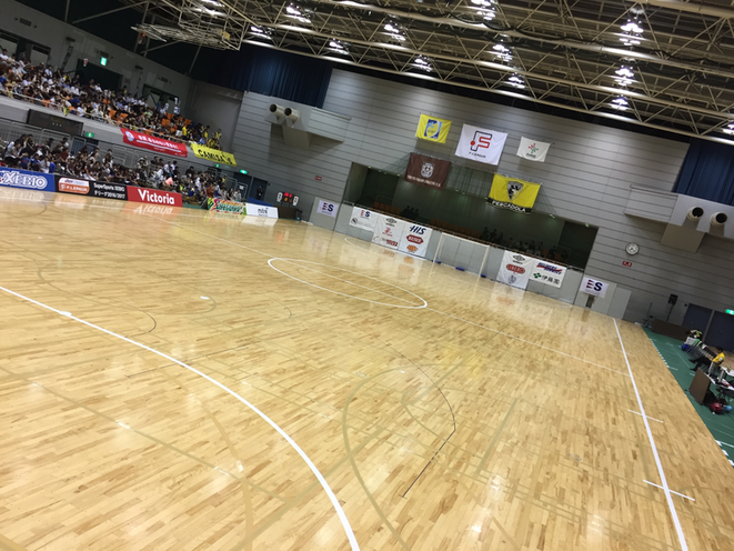 フットサルFリーグ「多摩ダービー」会場 東京府中アスレティックF.C.ホームアリーナ 府中市立総合体育館 東京都府中市 Fuchu Athletic F.C. Home Arena Fuchu municipal gymnasium Tokyo Fuchu city sport futsal fleague attraction entertainment event tourist spot Visit Tama - Tama Tourism Promotion