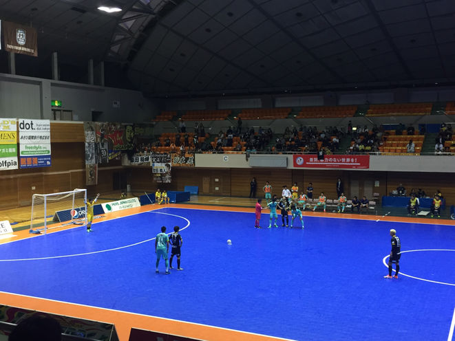 Futsal F-league ASV Pescadola Machida vs Tokyo Fuchu Athletic F.C. Tokyo Machida city Machida Municipal Gymnasium sport event attraction tourist spot Tama Tourism Promotion - Visit Tama
