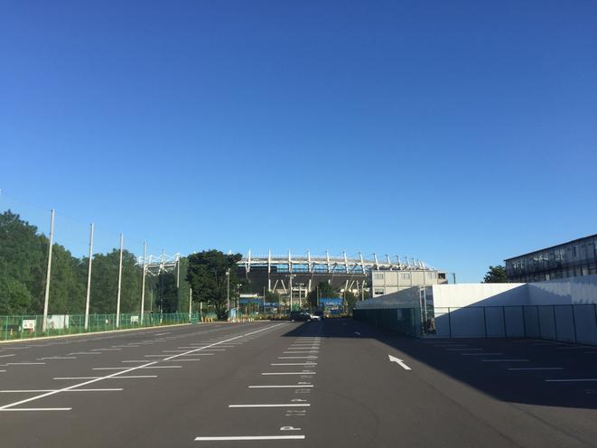 Near Ajinomoto Stadium & Aminovital Field Tokyo Chofu city sport event spot 味の素スタジアム付近 東京都調布市 アミノバイタルフィールド スポーツ イベント スポット