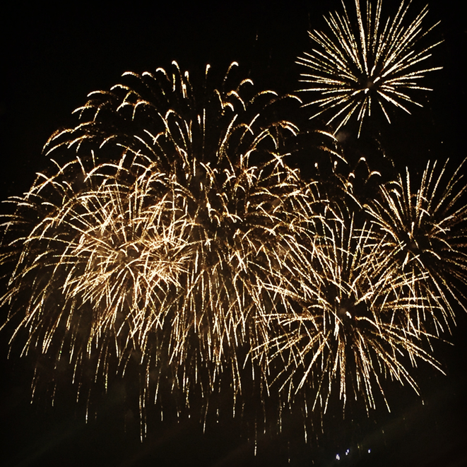 Fireworks in Japan (Image) summer festival event attraction Western Tokyo Tama area Tama Tourism Promotion - Visit Tama