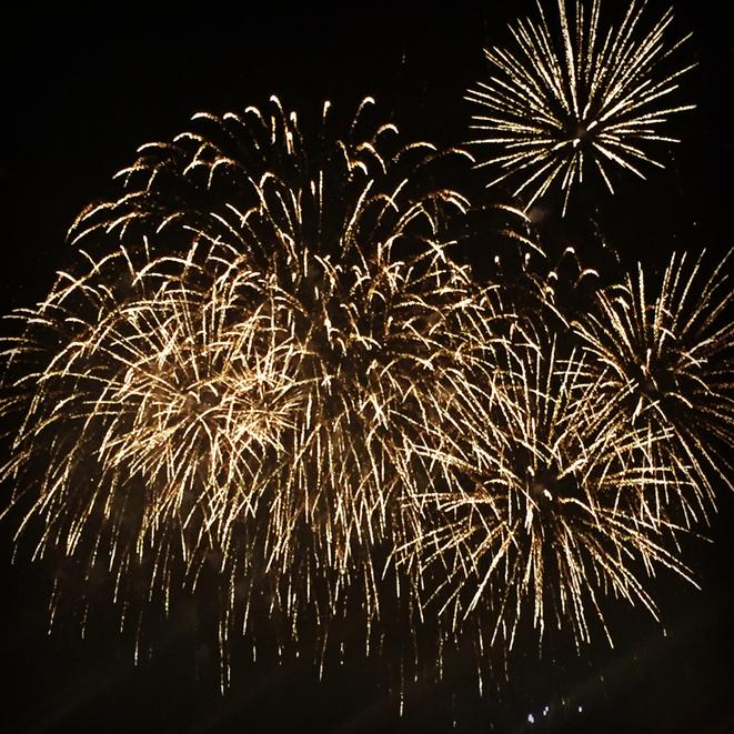 Fireworks in Japan (Image) summer festival event attraction Western Tokyo Tama area Tama Tourism Promotion - Visit Tama