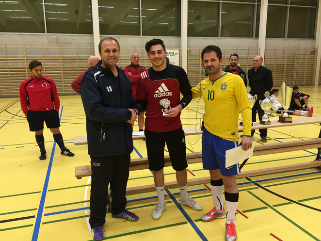 Beste Turnier Goali - Albano Xhokaj