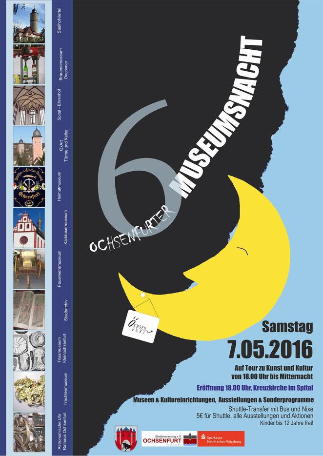 6. Museumsnacht in Ochsenfurt