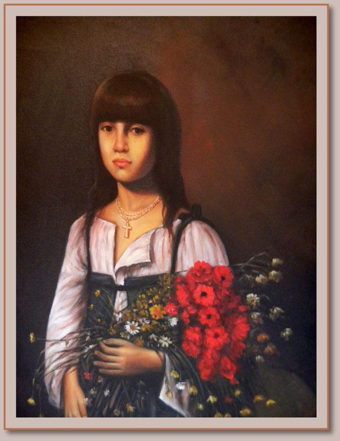 Landadels-Tochter