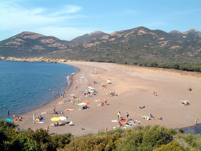 Galeria, Westküste Korsika