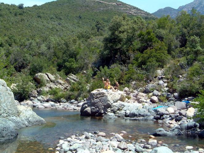 Fango, Korsika