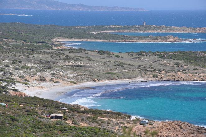 Südküste Korsika