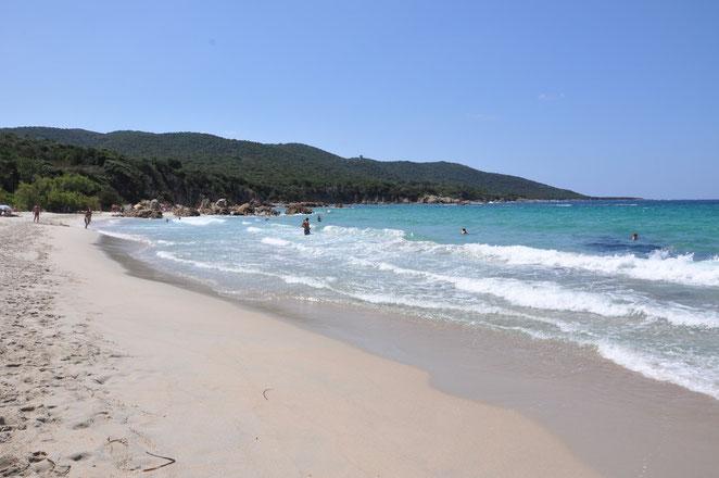 Baia la Cupabia, Westküste Korsika