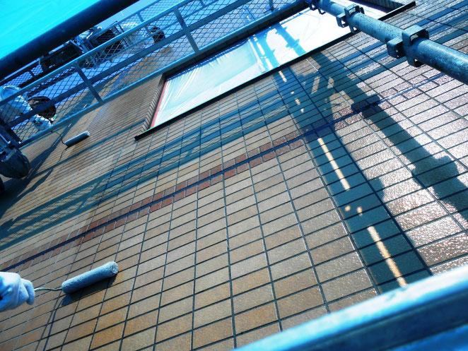防滑塗料 液体ガラス塗料 ガラス塗料 長寿命化塗料 超寿命 塗装 塗装工事 屋根塗装 外壁塗装 防水工事 改修工事 塗料