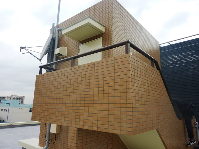 タイルバリア 外壁クリアーコート 改修工事 屋上防水 外壁塗装 屋根塗装 塗料