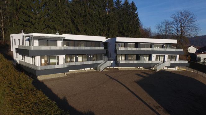 Reiter GmbH - energiebaumeister.at, Drohnenflug II kurz vor Übergabe, Dezember 2016