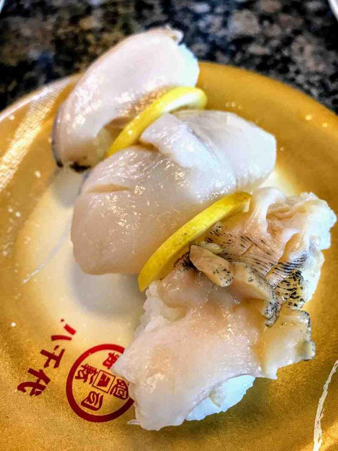 白河市 回転寿司「八千代寿し」