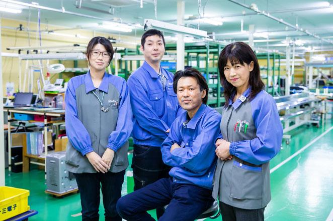 品質の要塞、品質管理室・工場長・製造本部長