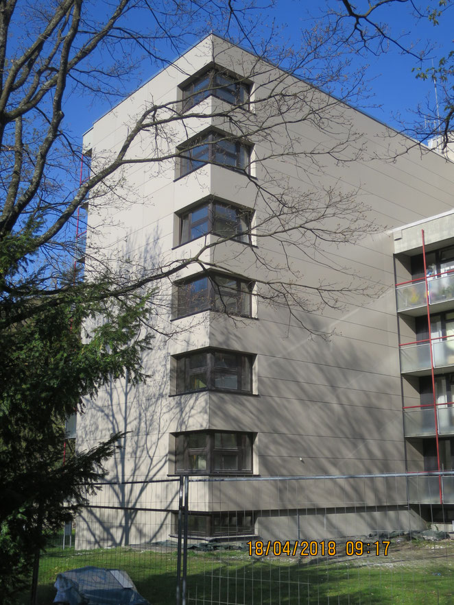 Bad Urach Fassade Neu