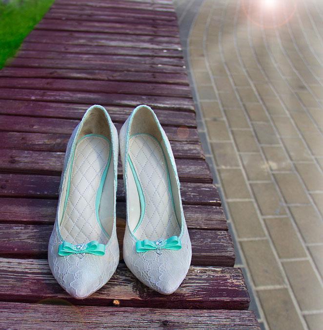 свадебные туфли Киев Москва белые туфли кружевные туфли Киев Москва