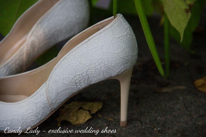 свадебные кружевные туфли Киев Москва Сочи Питер luxury wedding bride shoes, lace pumps