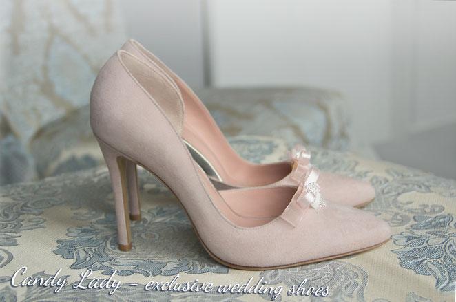 свадебные замшевые туфли Киев Москва Сочи Питер luxury wedding bride shoes, lace pump