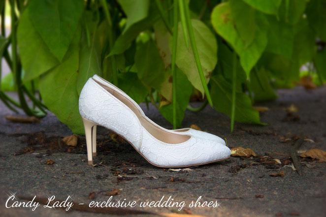 bridal wedding shoes, lace shoes, bridal pumps, купить свадебные кружевные туфли Киев Сочи Питер Москва