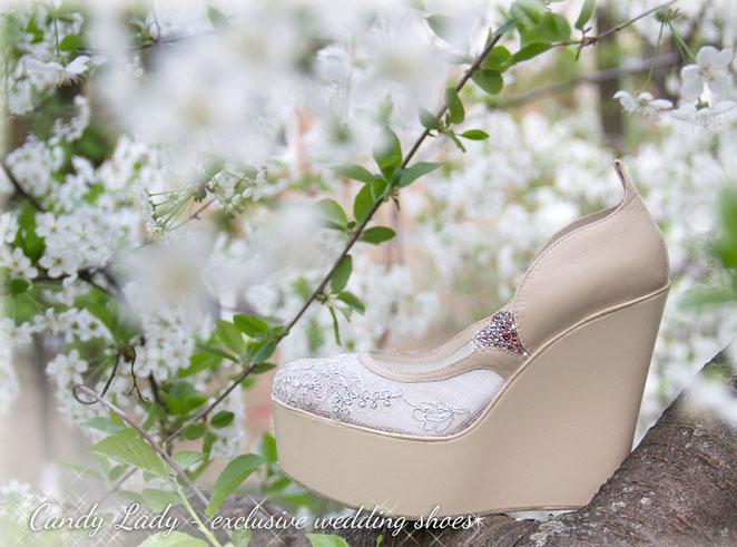 свадебные туфли на платформе Киев Севастополь Москва