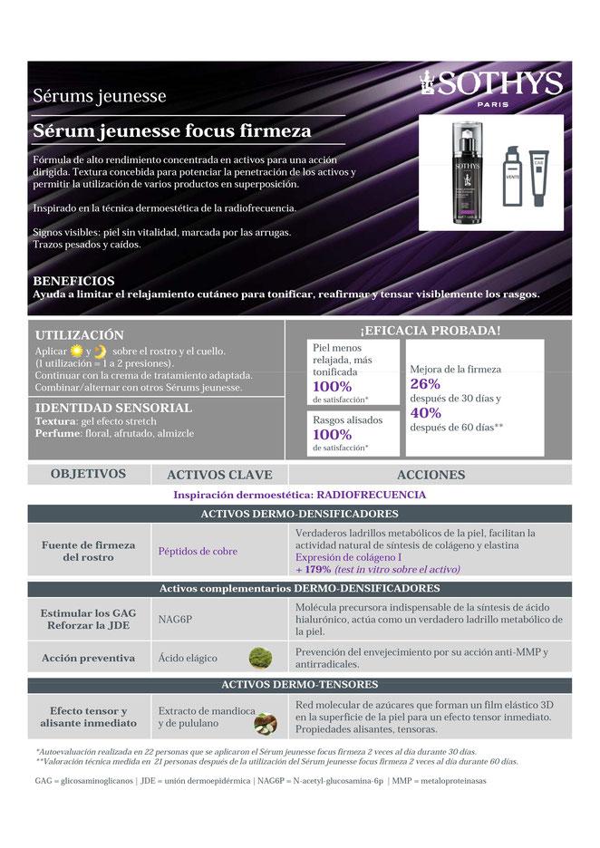 Comprar serums sothys online, comprar sothys, comprar sothys online, serum jeunesse focus firmeza