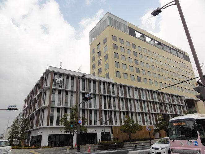 橿原市新分庁舎