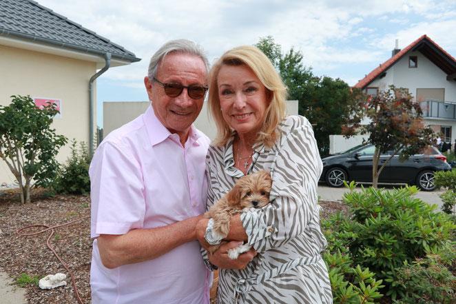 Danke Familie Bauer für den netten Kontakt. Wünsche ihnen alles liebe mit ihrer kleinen Maus Coco