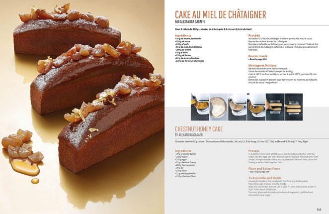 extrait du livre de Stéphane Glacier sur les tartes et les cakes de voyage