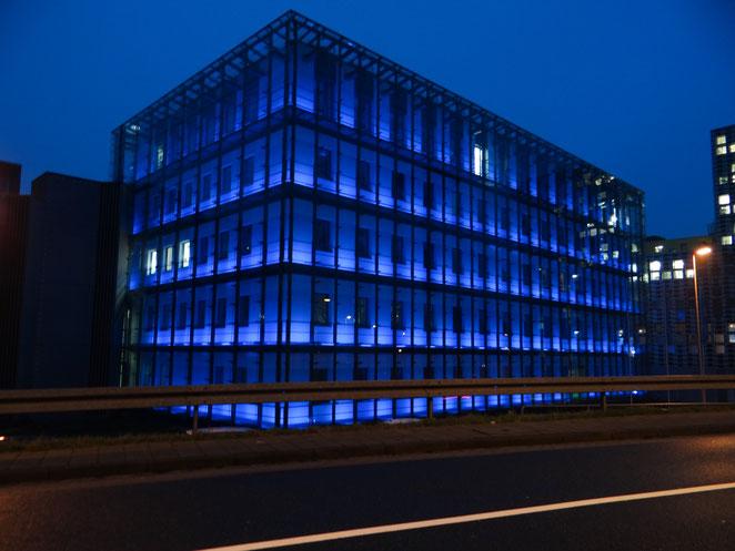 Copyright Alfred-Wegener-Institut / Das AWI-Hauptgebäude in Bremerhaven