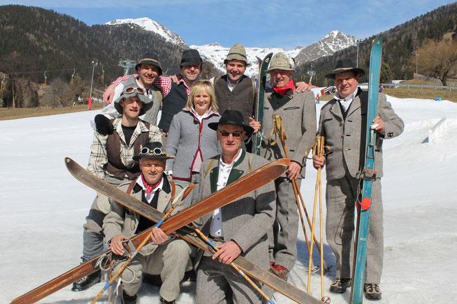 Skipioniere, Ski-Nostalgie
