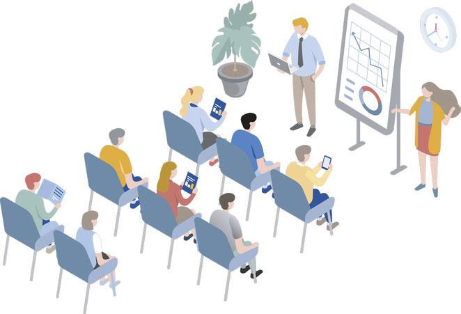Seminare und Vorträge von Osbelt Recruiting Process – der Personalberatung aus Mittelfranken.