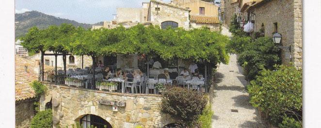 Alquiler de vacaciones en Tossa de Mar, Guía de restaurantes, Castell Vell, en Tossa de Mar