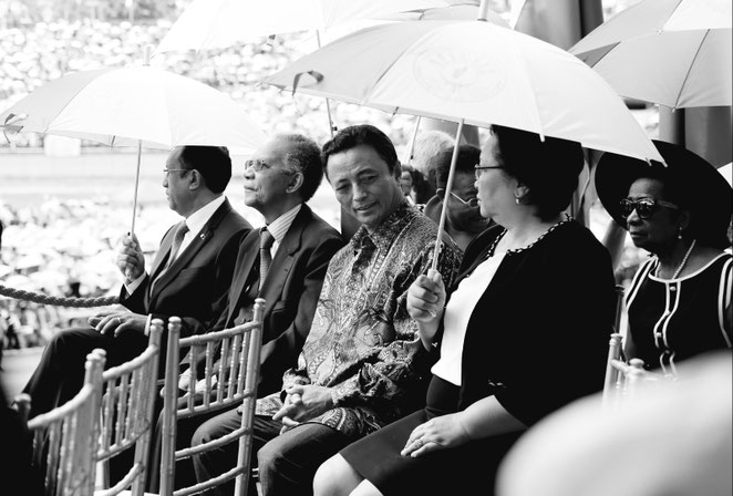 Malagasy presidents