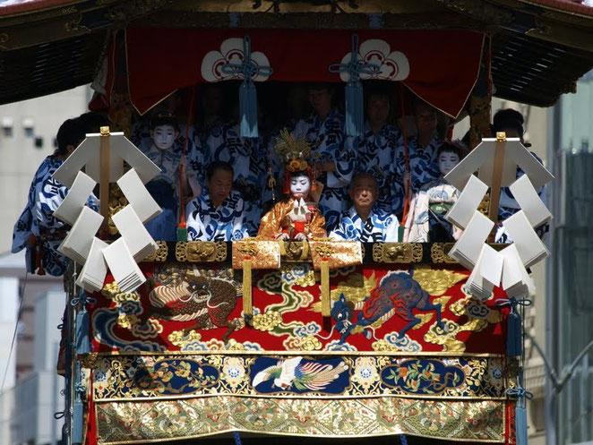 薙刀鉾 祇園祭 京都