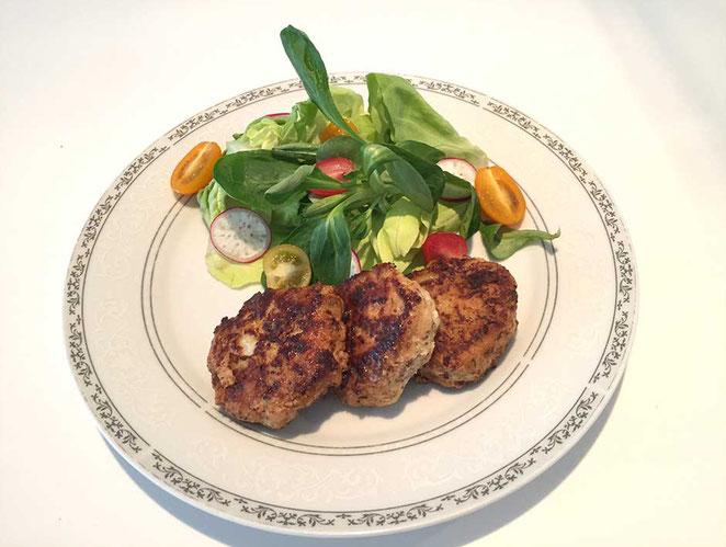Fischburger oder Kotletti