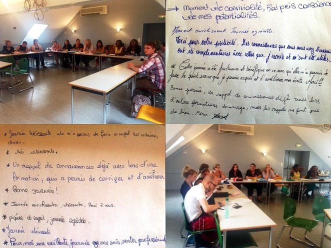 CREAI (Marne), formation techniques d'entretien, juillet et septembre 2014.