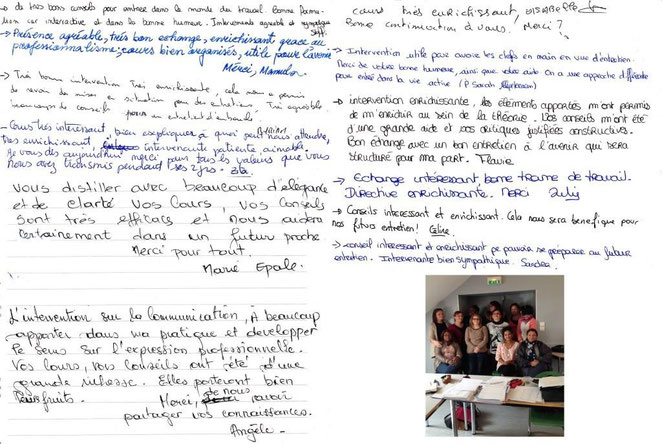 Formation en Châlons-en-Champagne au CREAI (Centre Régional d'Études, d'actions et d'informations en faveur des personnes en situation de vulnérabilité). Sessions des 8 et 9 septembre 2015.
