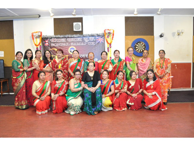 Sonpal UK' Teej Celebration - 2016.