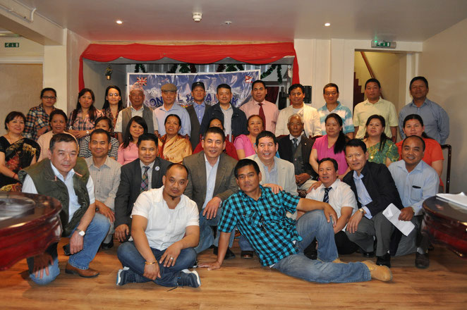 Sonpal UK's AGM- 17.5.14