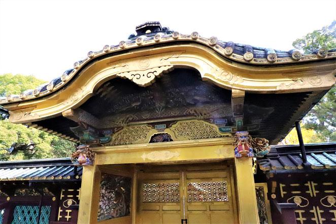 あじさい鍼灸マッサージ治療院 上野東照宮社殿