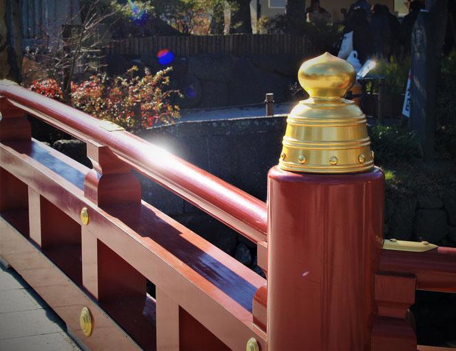 あじさい鍼灸マッサージ治療院 鎌倉鶴岡八幡宮の橋